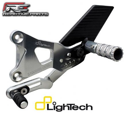 BMW S1000RR / HP4 2009-2014 Limited Edition Celebration Rearsets